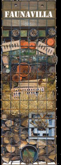 De voordelen faunavilla - Terras schuilplaats ...